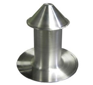 Flash-Tite™ Hooded Roof Vent, Small