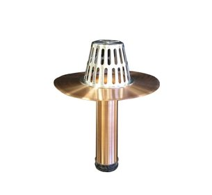 SureFlow™ Retrofit Roof Drain - 3.75 inch Copper