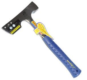 Estwing's Solid Steel Shingler's Hatchet - Lightweight