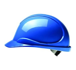 Hard Hat Blue CSA Type 2 (81cr-blue)