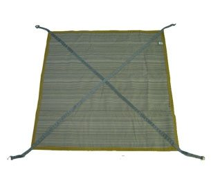 Primegrip 7 feet by 7 feet Heavy Duty Garbage Tarp