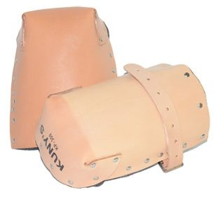 Primegrip Leather Knee Pads